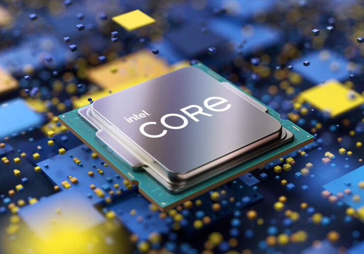 Intel Rocket Lake Desktop processors finally receive their first official graphics driver for the Iris Xe GPU