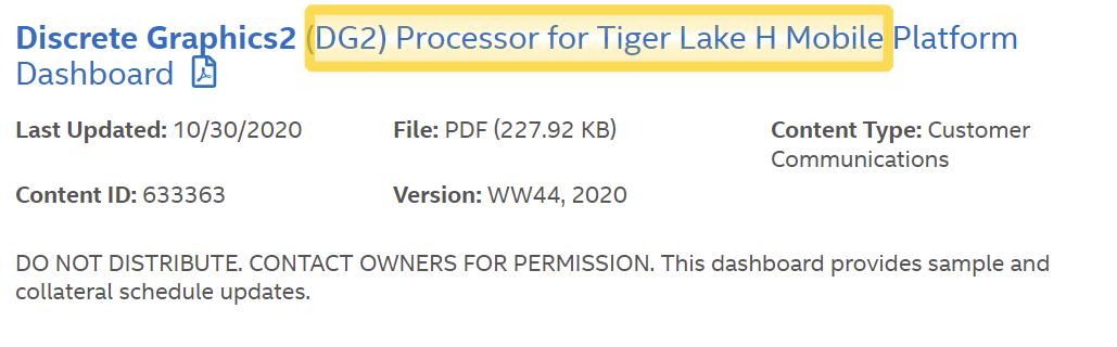intel-dg2-tiger-lake-h
