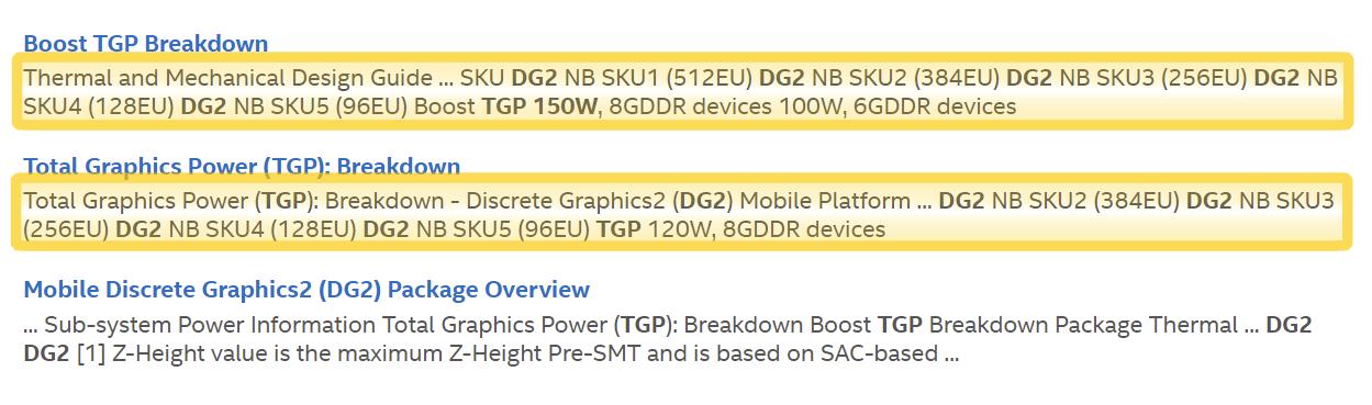 intel-dg2-mobile-variants