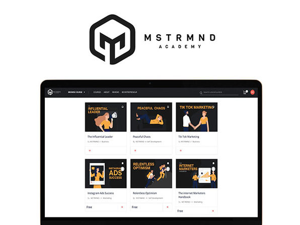 MSTRMND Academy Lifetime Subscription