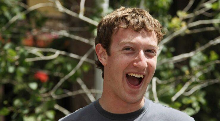Mark Zuckerberg Apple Mixed Reality Headset