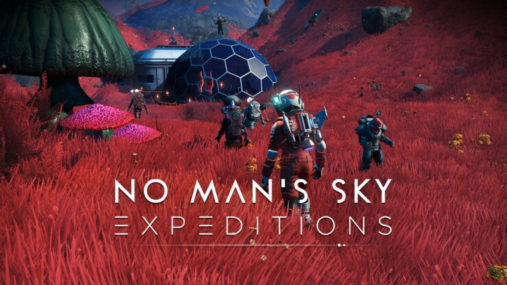 No Man's Sky Expeditions Patch 3.34