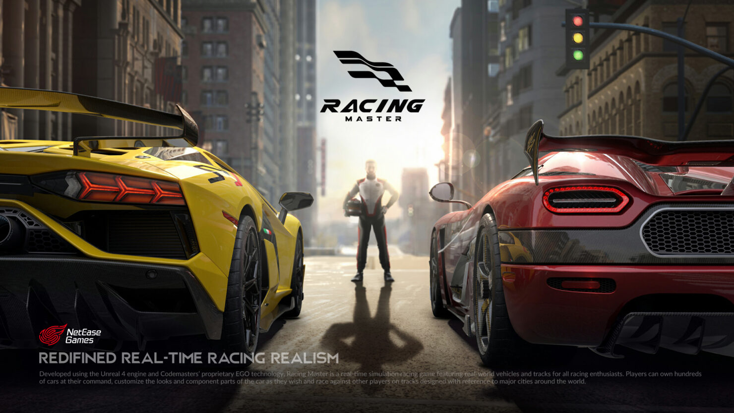 Racing Master is the Latest Game from Codemasters Headed to iOS and Android