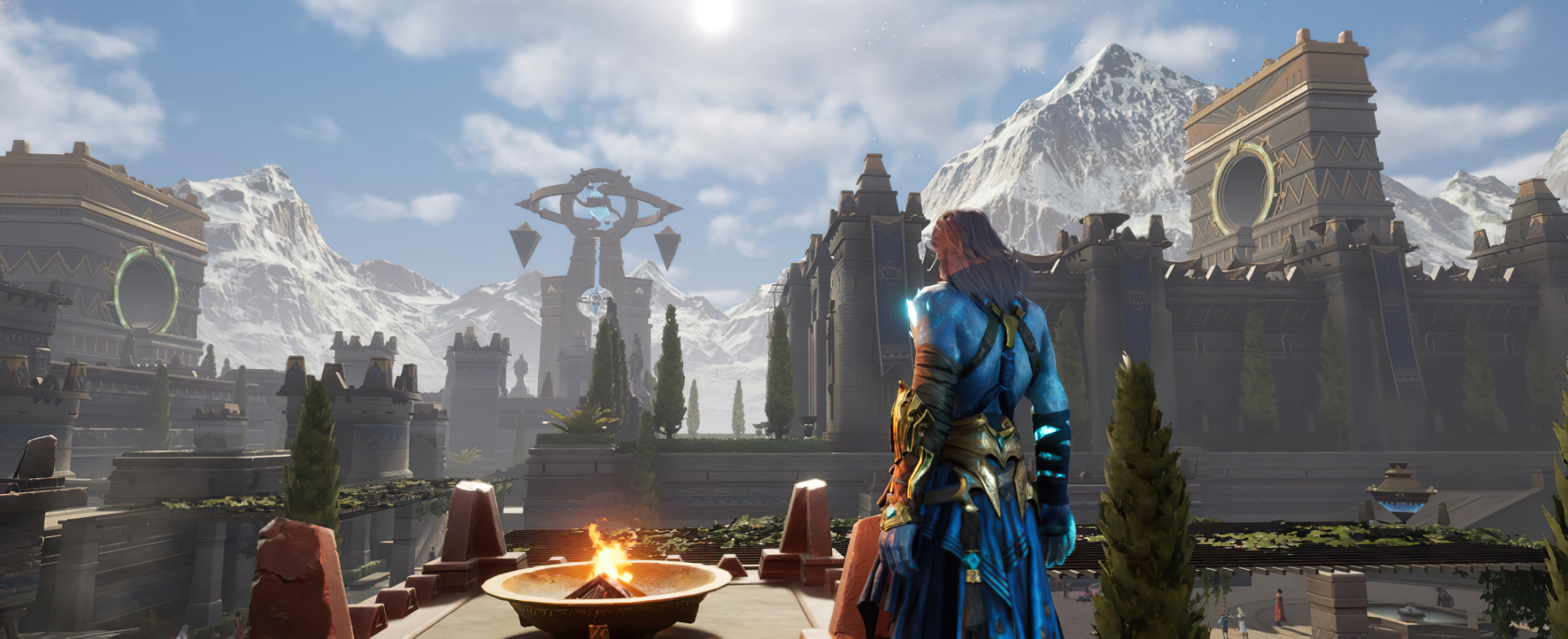 Project: Ragnarök Q&A - NetEase Opens Up on Its Sandbox Strategy MMORPG for  PC, Console and Mobile