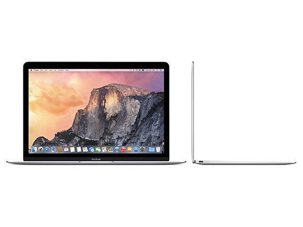 "Refurbished Apple MacBook 12"" Core M 1.1GHz 8GB RAM 256GB SSD"