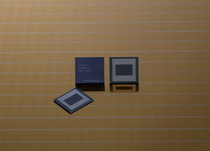 SK Hynix Commences Mass Production of 18GB LPDDR5 RAM Chips for Smartphones With 6,400Mbps Speeds