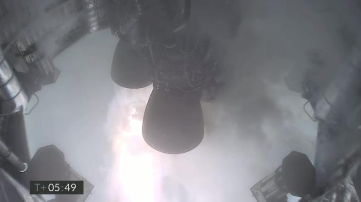 SpaceX Starship SN11