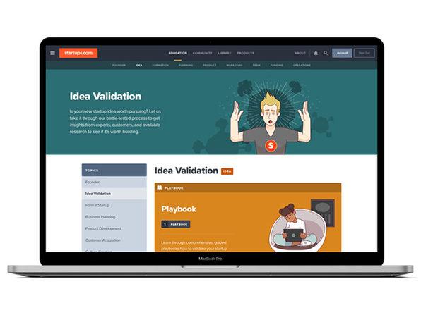 Startups.com Unlimited Lifetime Subscription