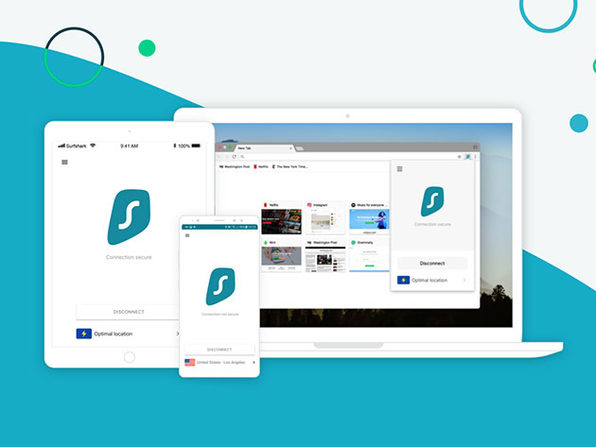Surfshark VPN Subscriptions