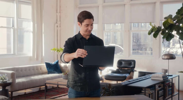 Actor Justin Long, Famous for the 'I'm a Mac' Ad, Stars in Intel's New Campaign, Taking a Jab at Apple Products, Including the M1 Chip