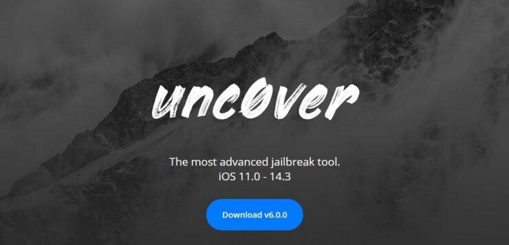 Unc0ver Jailbreak for iPhone 12 running iOS 14 to iOS 14.3