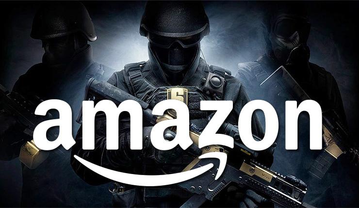 Rainbow Six Siege Amazon Games