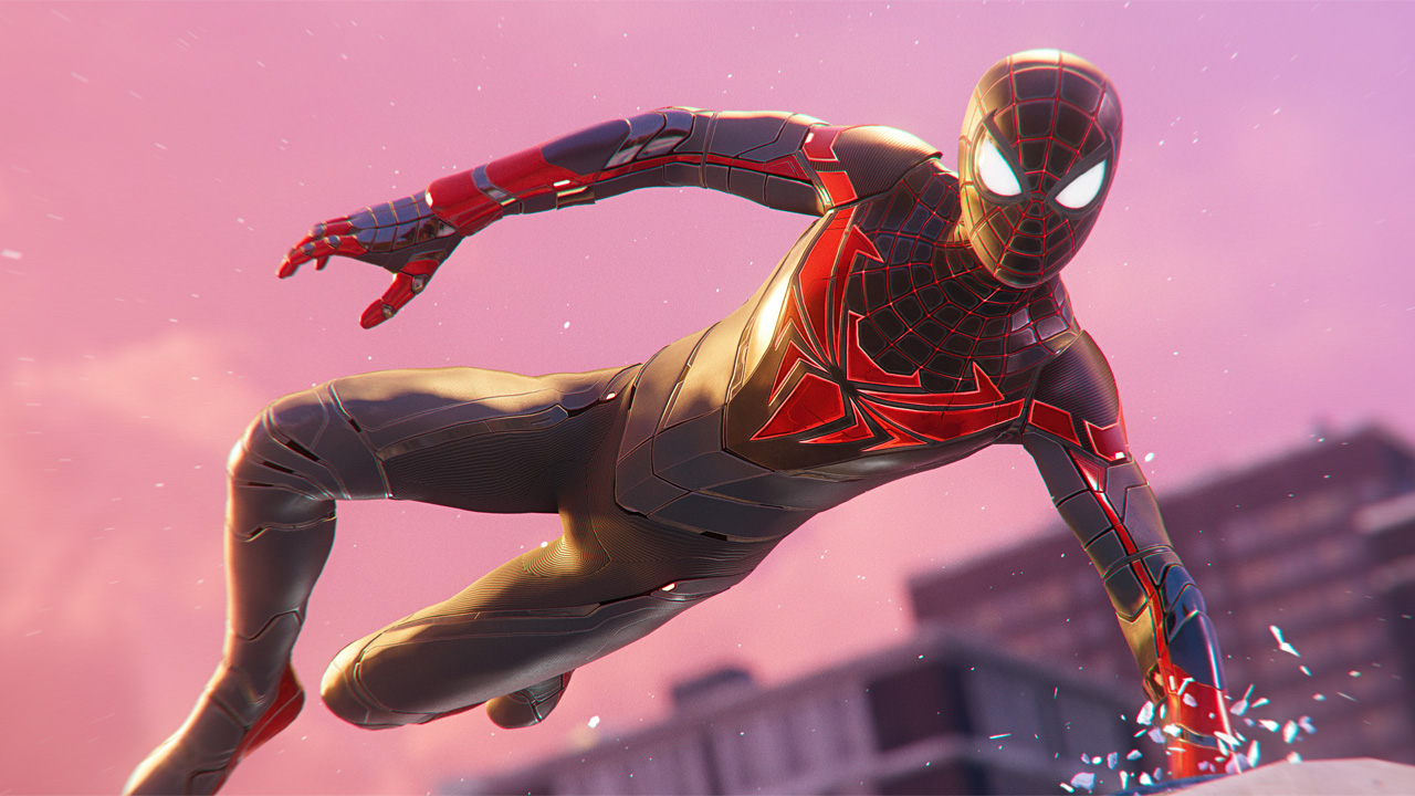 Days of Play 2021 Spider-Man Miles Morales