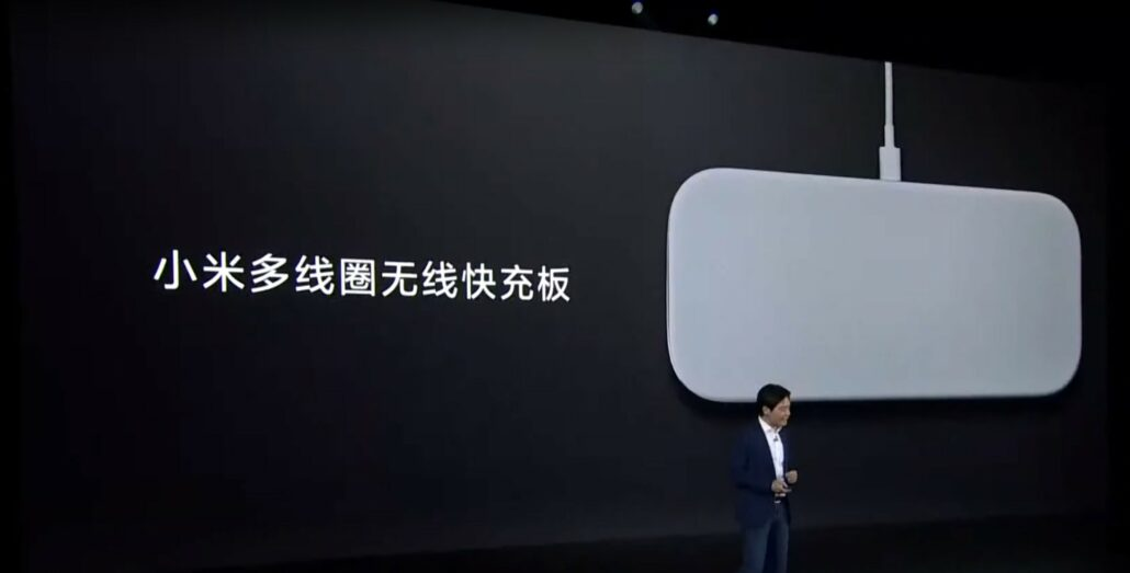 Xiaomi Unveils AirPower Clone With 19 Embedded Coils; Started Working on It When Apple Canceled Its Charging Mat