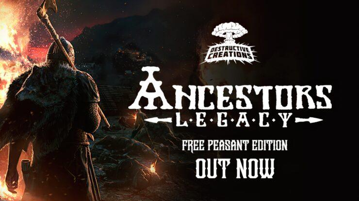 Ancestors Legacy Free Peasant Edition