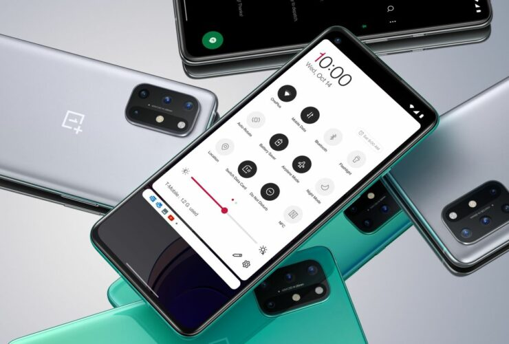 OnePlus 8T is Finally Getting a New Oxygen OS 11 Update