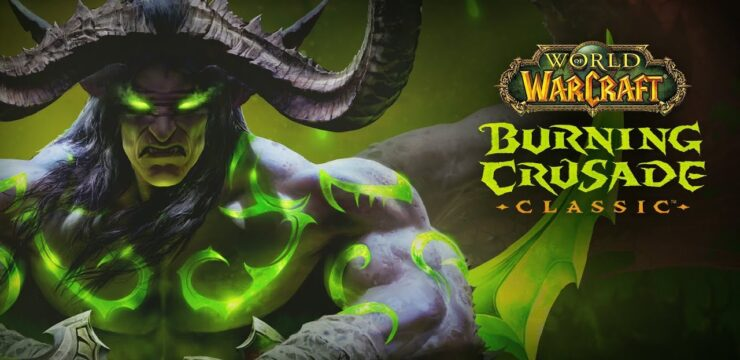 WOW Burning Crusade Release Date