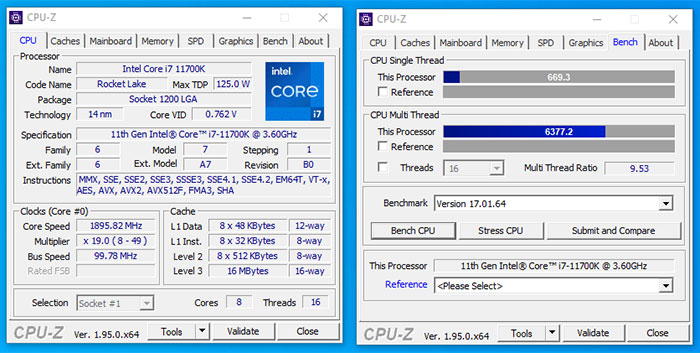 120 Intel 11th Gen Rocket Lake Core i7-11700K Processors Sold By German Retailer, Consumers Are Providing Pre-Launch Benchmarks