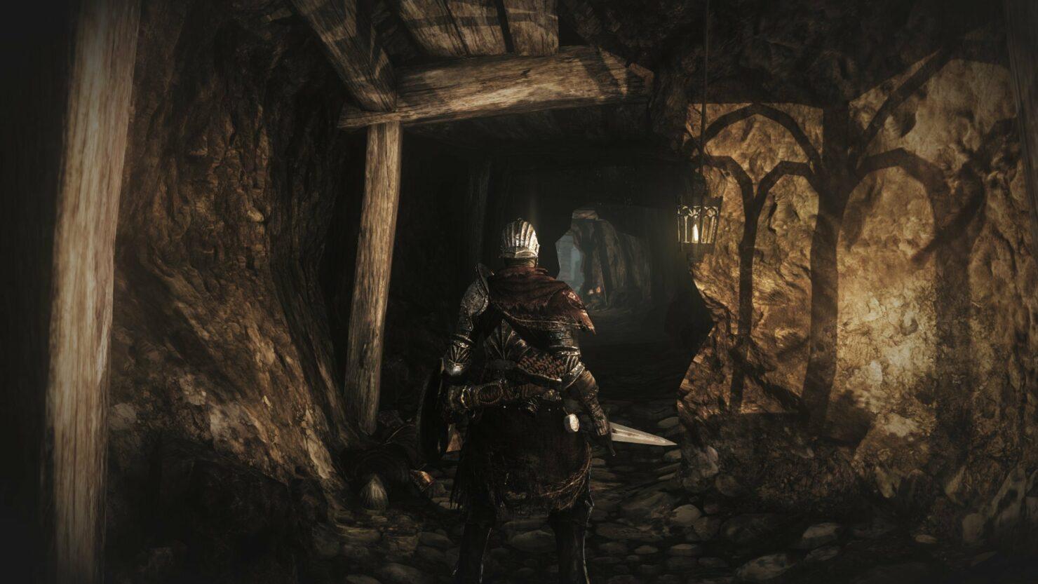 Dark Souls 2 Graphics Lighting Mod Flames of Old