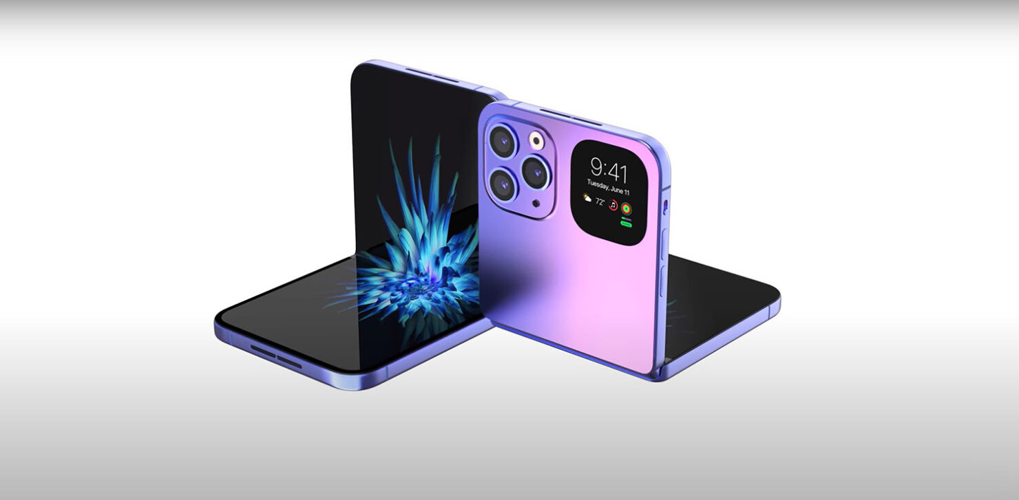 Apple's Foldable iPhone Could Feature up to an 8-inch Display; With a Launch Happening Some Time in 2023