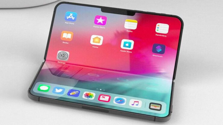 Apple's Could Use a Heating Method to Keep the Foldable iPhone Display From Cracking in Cold Temperatures
