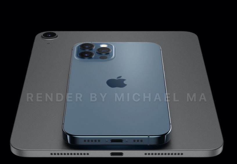 Stunning iPad mini 6 Concept Takes Design Cues From iPad Pro With 8.4-inch Liquid Retina Display, More