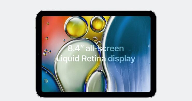 iPad mini 6 concept iPad Pro