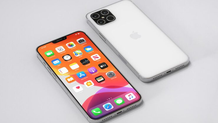 iPhone 13 Lineup to Feature a Smaller Notch, Different Earpiece Location, According to Allegedly Leaked Front Glass Image
