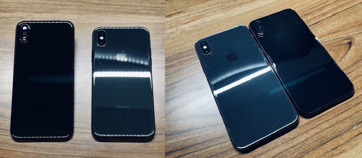 iPhone X in Jet Black Color