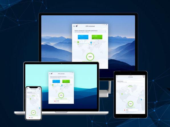 KeepSolid VPN Unlimited 2-Pack Lifetime Subscription