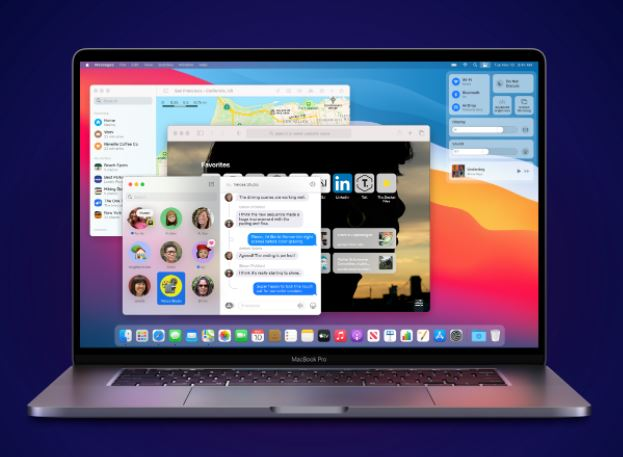 macOS Big SUr 11.3 beta 3