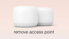 How to remove a single Google Wifi or Nest Wifi access point from the network