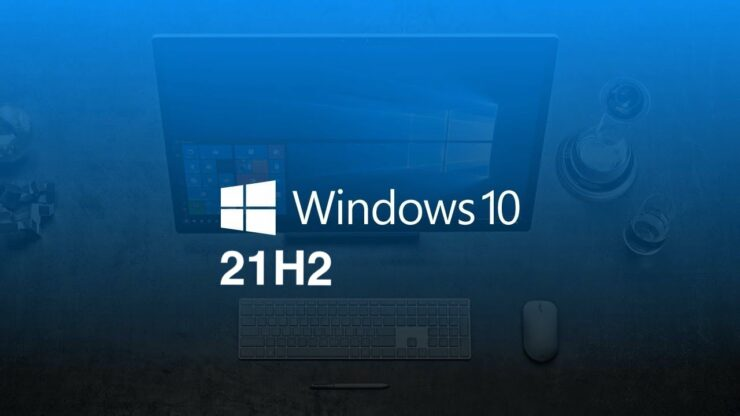windows 10 21h2