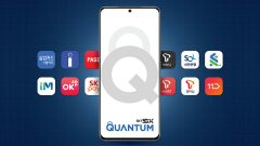 Samsung Galaxy Quantum 2 Brings Snapdragon 855+ and a Cryptography Chip
