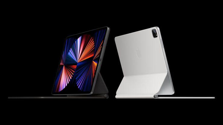 2021 iPad Pro Center Stage