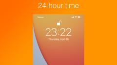 Learn to switch your iPhone and iPad clock to a 24-hour one