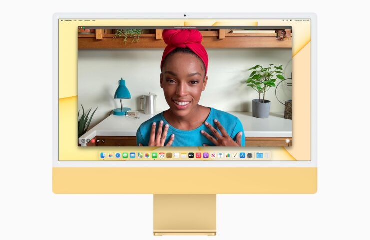 New 24-inch iMac cannot be used as a Target Display