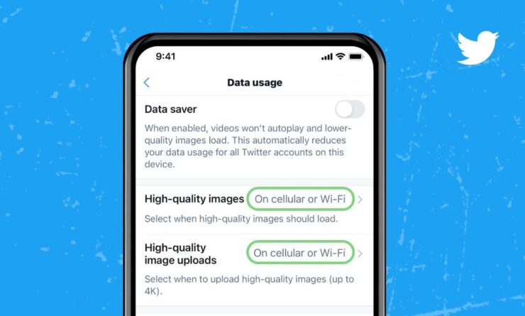 Enable 4K images upload in Twitter for iOS and Android