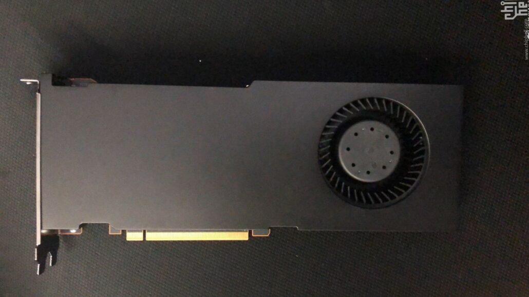 AMD Radeon Pro W6000 RDNA 2 Workstation Graphics Card