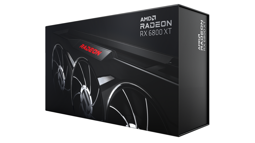 AMD Launches A Limited Radeon RX 6800 XT Midnight Black Variant of Its Big Navi Graphics Card