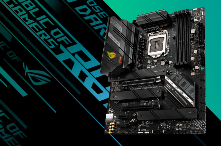 ASUS B560 Motherboards Lacks Proper M.2 Slot Storage Capabilities Versus Other Board Makers