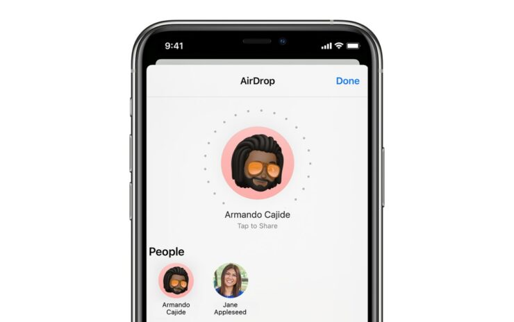 AirDrop flaw puts your name, email and phone number at risk