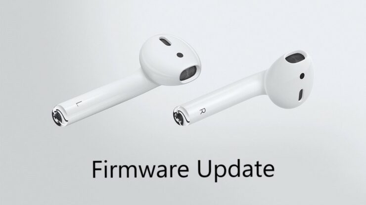 AirPods 2 and Pro Firmware Update
