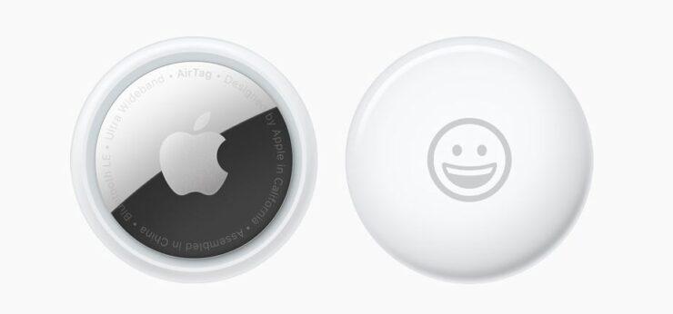 Apple AirTags Announced