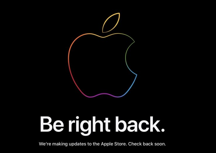 Apple Store Has Gone Down Ahead of the Spring Loaded Event