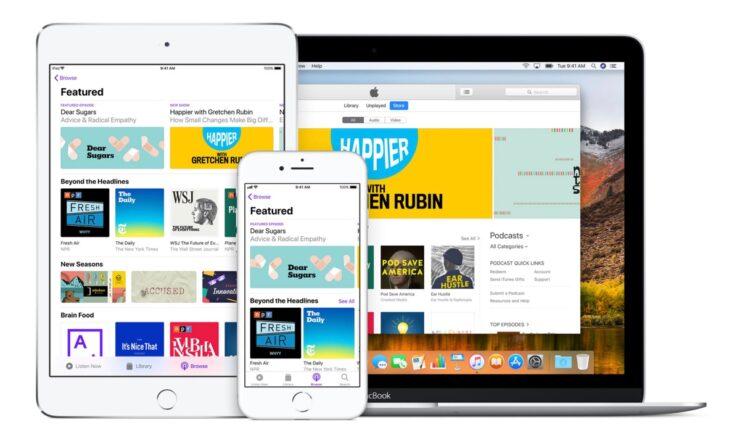 Apple Podcast Subscription Service iOS 14.5