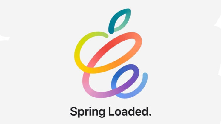 Apple Officially Announces 'Spring Loaded' Event for April 20