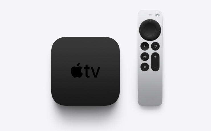 Apple TV 4K iPhone-based color balance feature