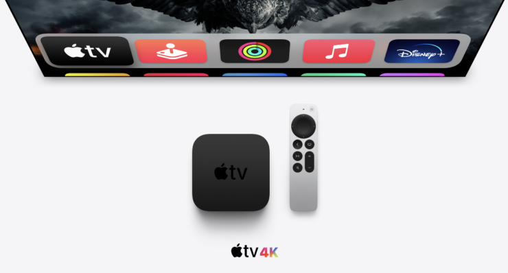 Apple TV Siri Remote Compatible With Older Models