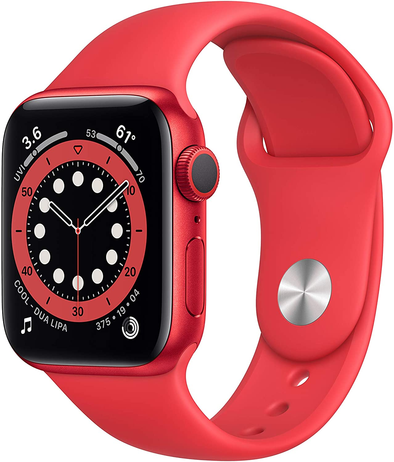 Apple Watch Series 6 Drops to Just $319.99 on Amazon; Supports ECG, Always-on Retina Display, Blood Oxygen Monitor & More